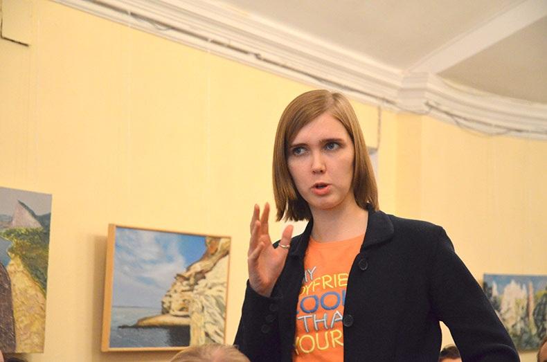 Александра Александровна Аргамакова