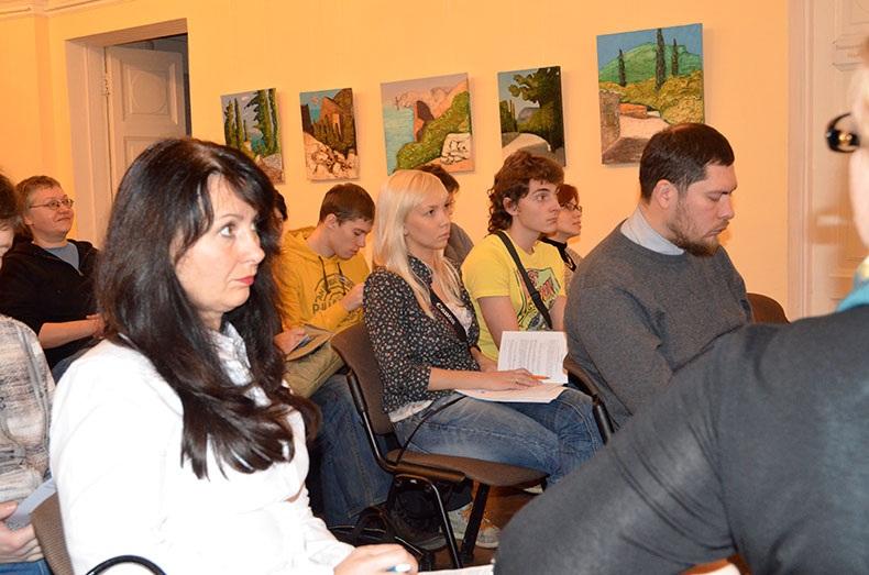Вопросы от аудитории