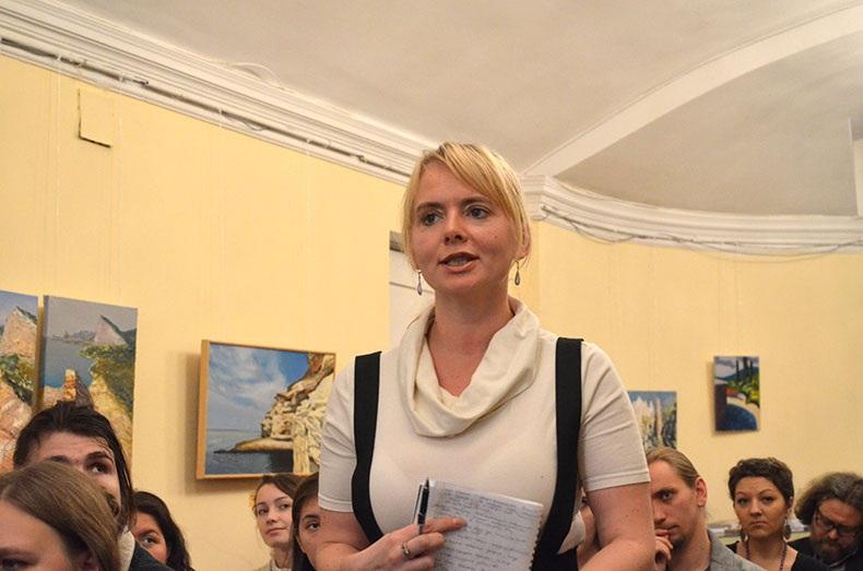 Вероника Бадина