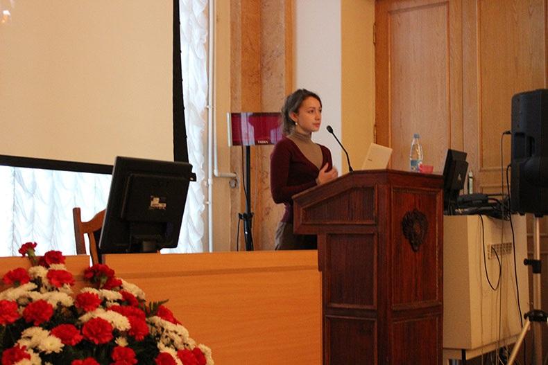 Анастасия Владимировна Шалаева